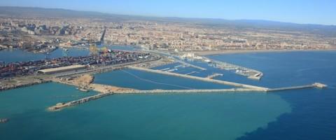 El puerto de valencia se prepara para convertirse en un - Laydown puerto valencia ...